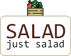 salad – just salad